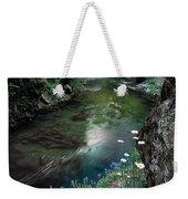 St Joe River Weekender Tote Bag