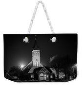 St Joes Church Mandan 4 Weekender Tote Bag