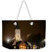 St Joes Church Mandan 6 Weekender Tote Bag