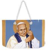 St. John Paul II - Rljp2 Weekender Tote Bag