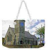 St John The Evangelist Church At Wroxall Weekender Tote Bag by Rod Johnson
