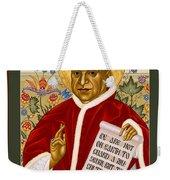 St. John Xxiii - Rlpjn Weekender Tote Bag