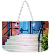 St. John's Door Weekender Tote Bag