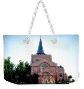 St. John's Episcopal Church Weekender Tote Bag