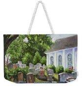 St John's Parish Church Weekender Tote Bag