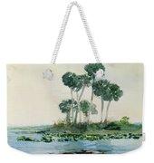 St John's River Florida Weekender Tote Bag