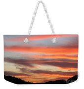 St. Joseph's Sunset Weekender Tote Bag
