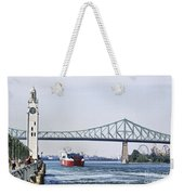 St Lawrence And Laronde Weekender Tote Bag