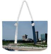 St Louis Arch Weekender Tote Bag