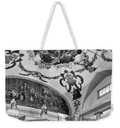 St. Louis Cathedral 2 Monochrome Weekender Tote Bag
