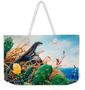 St. Lucia Whiptail Weekender Tote Bag