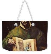 St Luke Weekender Tote Bag