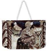 St. Luke Weekender Tote Bag