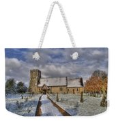 St Margarets Church Ridge Hertfordshire Weekender Tote Bag