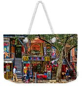 St Marks Place Weekender Tote Bag