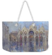 St Mark's -venice Weekender Tote Bag by Peter Miller