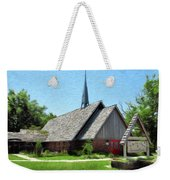 St Martin Of Tours Weekender Tote Bag