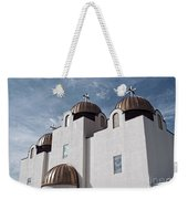 St Mary And St Abraam Coptic Orthodox Church Weekender Tote Bag