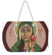 St Mary Magdalen Preaches To Pontius Pilate 292 Weekender Tote Bag by William Hart McNichols