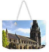 St Mary's Church At Lichfield Weekender Tote Bag