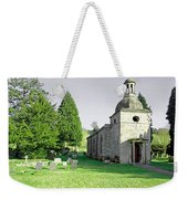 St Mary's Church At Mapleton Weekender Tote Bag