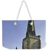 St Mary's Church At Uttoxeter Weekender Tote Bag