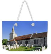 St Mary's Church - Brading Weekender Tote Bag