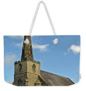 St Mary's Church - Coton In The Elms Weekender Tote Bag