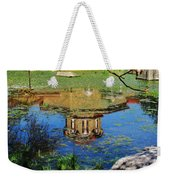 St. Mary's Church Philipi, Greece Weekender Tote Bag