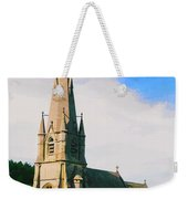 St Mary's Church, Studley Royal  Weekender Tote Bag