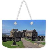 St Mary's Church - Whitby Weekender Tote Bag