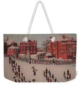 St Mary's First Friday Mass Weekender Tote Bag