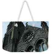 St. Mary's Of The Rosary Catholic Church Weekender Tote Bag