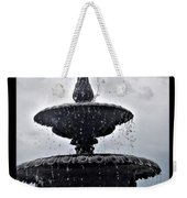 St. Mary's Water Fountain Weekender Tote Bag