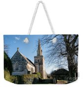 St Michael And All Angels Church -- Little Bredy Weekender Tote Bag