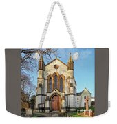 St Michael And St George R.c Church - Lyme Regis Weekender Tote Bag