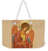 St. Michael Archangel - Jcami Weekender Tote Bag