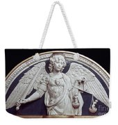 St. Michael The Archangel Weekender Tote Bag