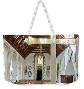 St Mylor Altar Cross Weekender Tote Bag
