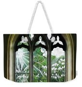 St Nicholas And St Magnus Church Window - Impressions Weekender Tote Bag