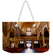 St. Nicholas Of Tolentine Church - Iv Weekender Tote Bag