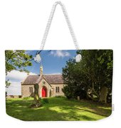 St Oswald's Church Entrance Weekender Tote Bag
