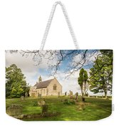 St Oswald's Church Graveyard Weekender Tote Bag