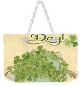 St. Patrick-jp3192-a Weekender Tote Bag