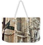 St. Patrick's Cathedral Weekender Tote Bag