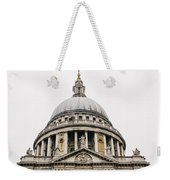 St Paul Cathedral Dome Weekender Tote Bag