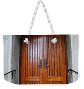 St Paul's Episcopal Church In San Francisco II Weekender Tote Bag