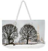 St. Petersburg - Winter Weekender Tote Bag