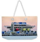 St. Petersburg Pier Weekender Tote Bag