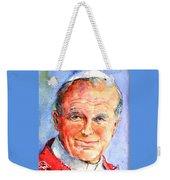 St. Pope Paul John II Weekender Tote Bag